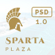 Sparta | Hotel & Resort PSD Template Nulled