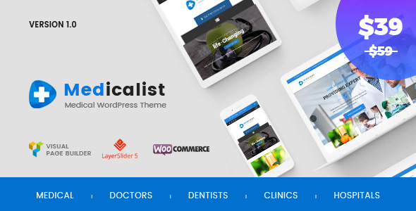 Dictate- Medical, Salon and Fashion HTML5 Template - 4