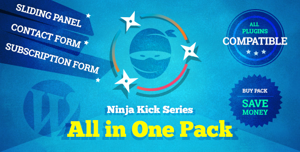 Ninja Kick Series: All in One Pack - CodeCanyon Item for Sale