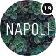 Napoli - Modern Photography Portfolio Theme - ThemeForest Item for Sale