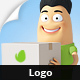 Logo with George - VideoHive Item for Sale