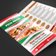 Trifold Menu Template Vol.13 - GraphicRiver Item for Sale