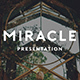 Miracle Presentation - GraphicRiver Item for Sale