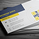 Clean Business Card Template - GraphicRiver Item for Sale