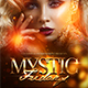 Mystic Fridays Flyer Template - GraphicRiver Item for Sale
