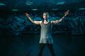 Male rapper in dance studio, trendy lifestyle - PhotoDune Item for Sale