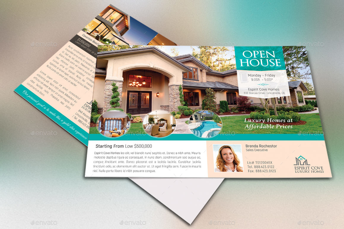 eddm postcard template real estate eddm postcard template by godserv2 graphicriver 21440