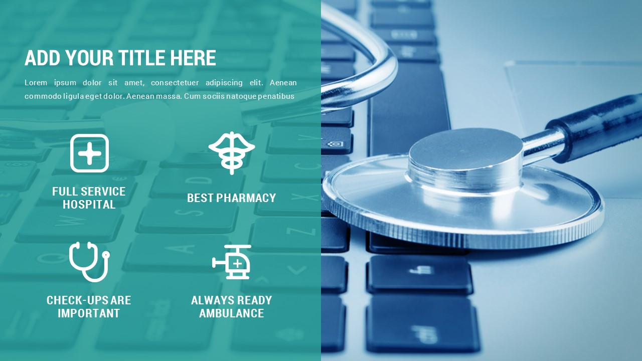 Healthcare And Medical Powerpoint Presentation Template By Spriteit