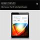 Mini Business Plan US Letter Digital Template - GraphicRiver Item for Sale