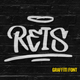 REIS GRAFFITI FONT - GraphicRiver Item for Sale