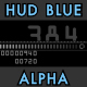 HUD Blue Template - VideoHive Item for Sale