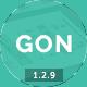 Gon | Responsive Multi-Purpose WordPress Theme - ThemeForest Item for Sale