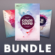 Geometric Flyer Bundle Vol.08 - GraphicRiver Item for Sale