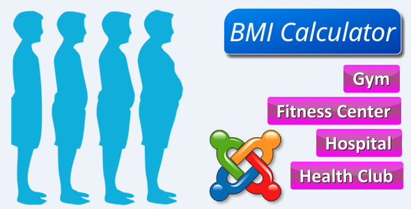BMI Calculator for Joomla - CodeCanyon Item for Sale