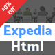 Expedia - Multipurpose Responsive Bootstrap Template - ThemeForest Item for Sale