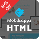 MobileApps - Responsive Mobile App Landing Page-HTML Template - ThemeForest Item for Sale