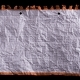Crumpled White Sheet of Paper