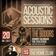 Live Acoustic Flyer / Poster Vol 7 - GraphicRiver Item for Sale