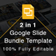 Google Slide Bundle Template - GraphicRiver Item for Sale