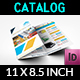 Stationery Products Catalog Tri- Fold Brochure Template - GraphicRiver Item for Sale