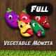 Vegetable Monzta - Full Game - GraphicRiver Item for Sale