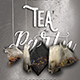 Tea Party Flyer Template - GraphicRiver Item for Sale