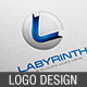 Letter L - Tech Logo - GraphicRiver Item for Sale