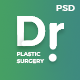 Dr. Plastic Surgery - PSD Template - ThemeForest Item for Sale