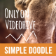 Simple Doodle Slides - VideoHive Item for Sale