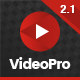 VideoPro - Video WordPress Theme Nulled