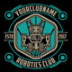 Robotics Club T-Shirt Template - GraphicRiver Item for Sale