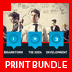Multipurpose Business Print Template Bundle - GraphicRiver Item for Sale