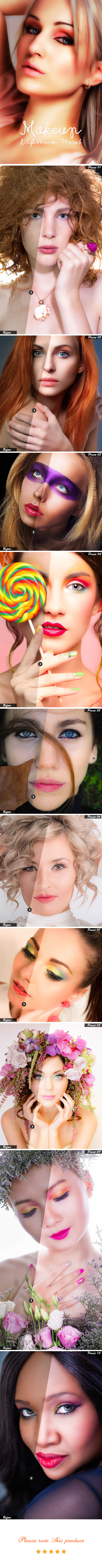 Makeup Lightroom  preset - Lightroom Presets Add-ons
