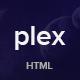 Plex - Creative Personal Portfolio Template