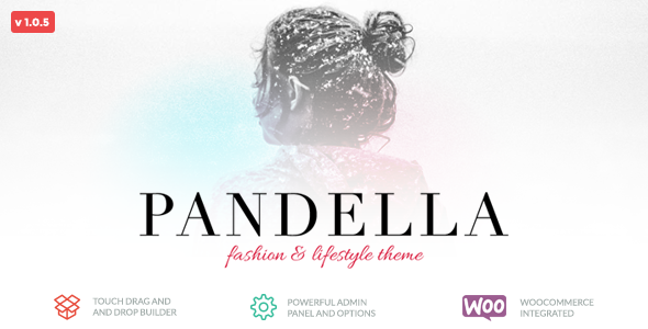 Pandella - Fashion & Lifestyle Blog Theme - Blog / Magazine WordPress
