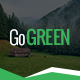 GoGreen: Organic Food, Farm, Market Business WordPress Theme Nulled