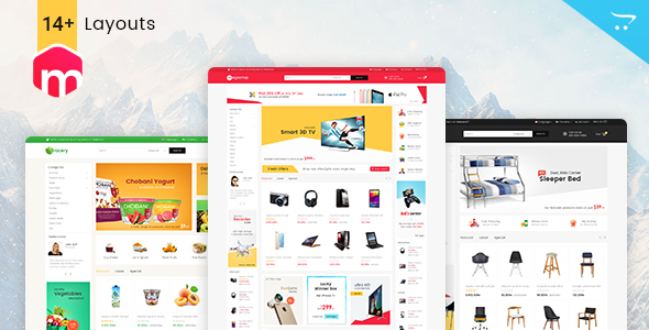 Mega Shop - Opencart 3 Multi-Purpose Responsive Theme