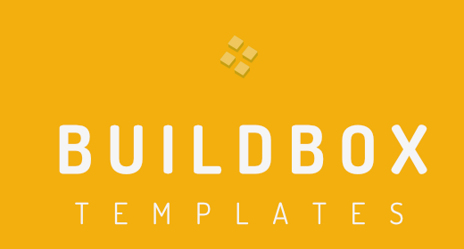 All of our Buildbox Templates