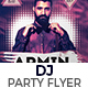 DJ Party Flyer Nulled
