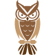 Owl Logo - GraphicRiver Item for Sale
