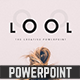 LOOL - Creative Powerpoint - GraphicRiver Item for Sale