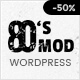 80's Mod - Build Your Store with A Vintage Styled WooCommerce WordPress Theme Nulled