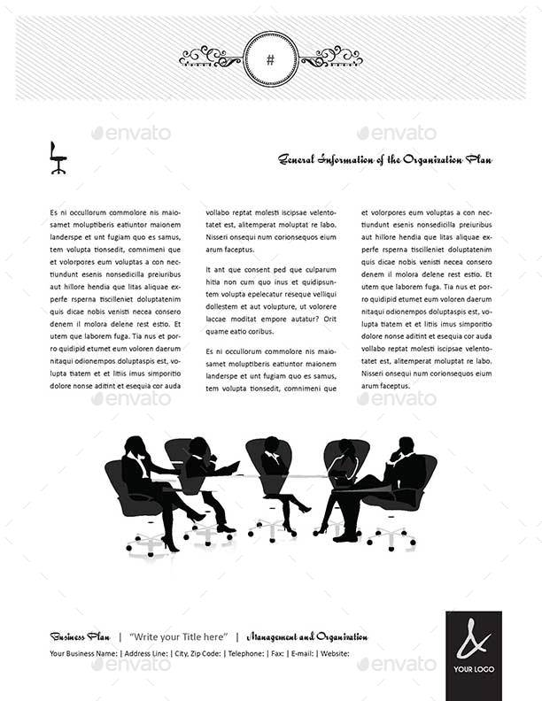 Pages Business Plan Template Letter Format By Keboto - Pages business plan template