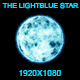 The Lightblue Star HD - VideoHive Item for Sale