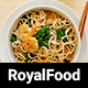 Royal Food - Restaurant and Recipe WordPress Theme - ThemeForest Item for Sale