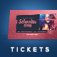 Event Tickets Template 30 - GraphicRiver Item for Sale