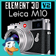 Leica M10 for Element 3D - 3DOcean Item for Sale
