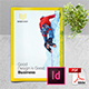 Creative Brochure Template Vol. 19 - GraphicRiver Item for Sale