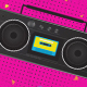 Glam Rock Cassette Slideshow - VideoHive Item for Sale