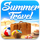 Summer Travel Facebook Cover - GraphicRiver Item for Sale